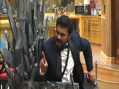 Gaurav tries to explain his actions to his Bigg Boss co-contenders