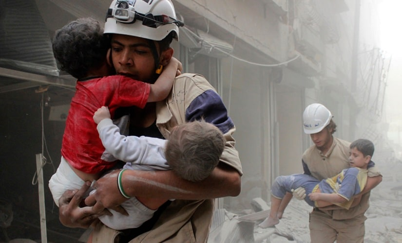 Aleppo and the Syrian crisis: An attempt to explain the distortion of facts