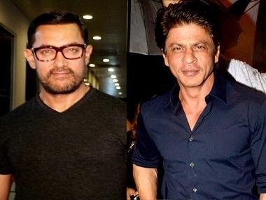 Aamir Khans Secret Superstar, Shah Rukh Khans Rahnuma to release a week apart in 2017