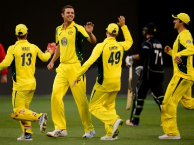 Australia vs New Zealand: David Warner powers hosts to 117-run victory, series whitewash
