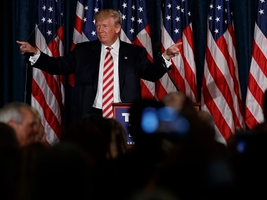 Donald Trump, US President-elects unpresidented mistake draws Twitter ire