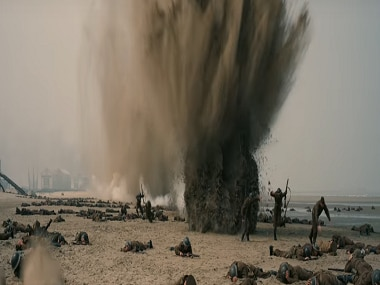 Dunkirk trailer: Christopher Nolans war drama brings horrors of WWII evacuation to life