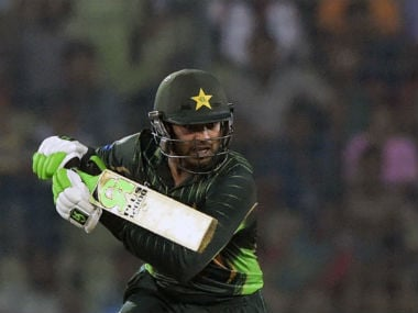 File photo of Haris Sohail. AFP