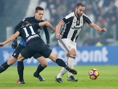 Serie A talking points: Misfiring Gonzalo Higuain, Record-chasing Marek Hamsik, and more