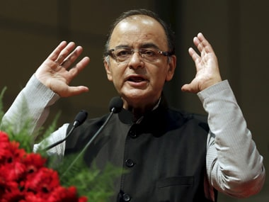 Finance Minister Arun Jaitley. Reuters file photo