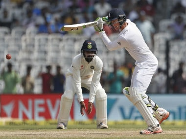 India vs England, 5th Test: Alastair Cook, Keaton Jennings frustrate hosts in first session