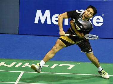 P Kashyap reaches Korea Masters Grand Prix Gold quarters after thrilling win