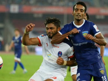 Bengaluru FC sign experienced Harmanjot Khabra on season-long loan from Chennaiyin FC