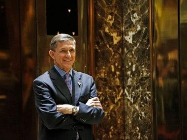 Michael Flynn. AP