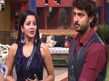 Mona reunites with partner Vikrant
