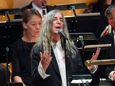 Patti Smith on flubbing Bob Dylans lyrics during Nobel performance: I was overwhelmed
