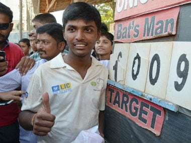 Pranav Dhanawade, record-making school cricketer, detained for arguing with police, let off later