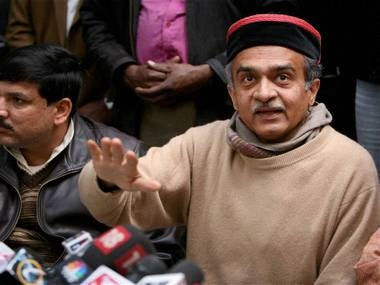 After KK Venugopal, Centre now moves SC seeking initiation of contempt proceedings against Prashant Bhushan