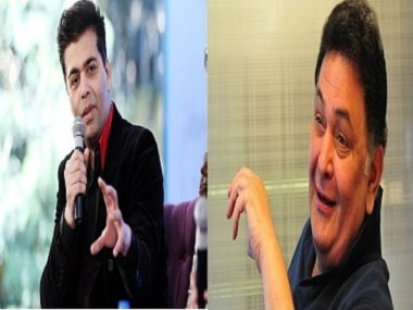 Karan Johar and Rishi Kapoor to bare it all as they unveil their autobiographies in January