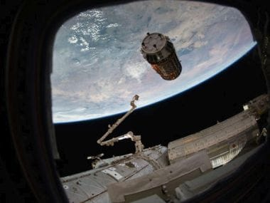Christmas cheer: Gifts delivery at International Space Station, courtesy of Japan