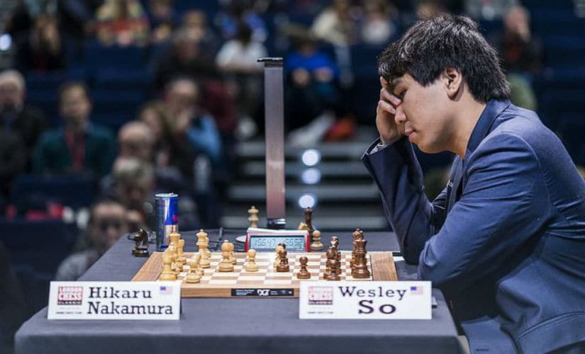 Wesley So: The man on job