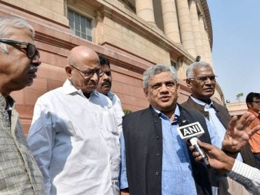 Ordinance to penalise holders of old notes: Modi govt took backdoor as it is afraid of facing Parliament, says Yechury