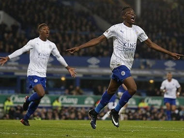 FA Cup: Leicester City stage comeback against Everton riding on Ahmed Musas double