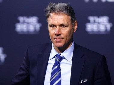 Fifas van Basten reveals radical vision of footballs future: No offside, yellow cards or penalties