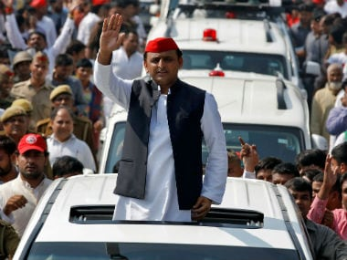 Uttar Pradesh chief minister Akhilesh Yadav. File photo. Reuters