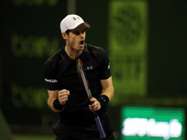 Andy Murray has set up the final with Novak Djokovic. Reuters