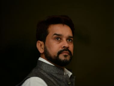 Former BCCI chief Anurag Thakur files petition with Supreme Court asking for 'his side of story' to be heard