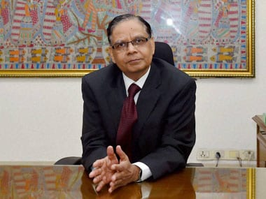NITI Aayog vice chairman Arvind Panagariya. PTI