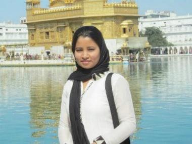 Babita Singh. Image Courtesy: Twitter/MumbaiNews