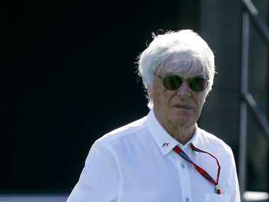 File photo of Bernie Ecclestone. Reuters