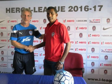 I-League 2017: Churchill Brothers optimistic before they take on favourites Bengaluru FC