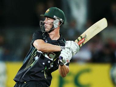 Australian batsman Chris Lynn has played a total of five T20Is till date. Getty Images