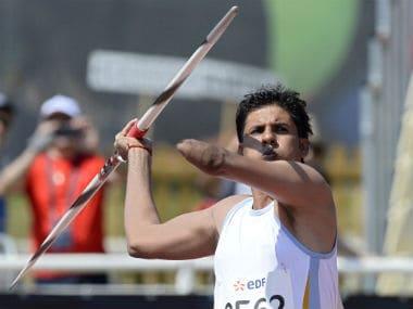 Paralympian Devendra Jhajharia overwhelmed to have found a fan in Abhinav Bindra