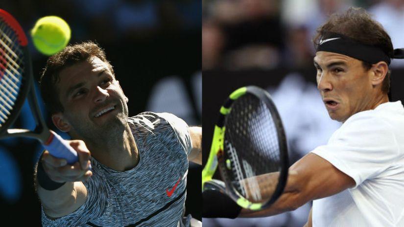 Dimitrov Nadal Aus Open Listicle Reuters