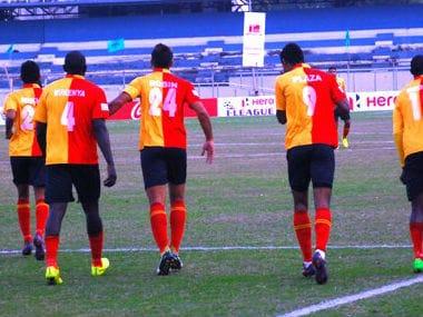 I-League 2017: Leaders East Bengal aim to continue winning streak against Mumbai FC