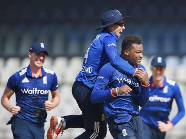 India U-19 lose to England U-19 in the opening game of five-match series