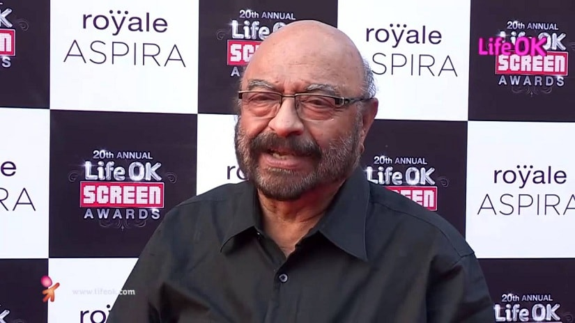 Govind Nihalani. Image courtesy YouTube