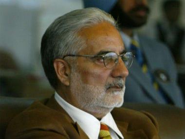 File photo of veteran administrator IS Bindra. AFP