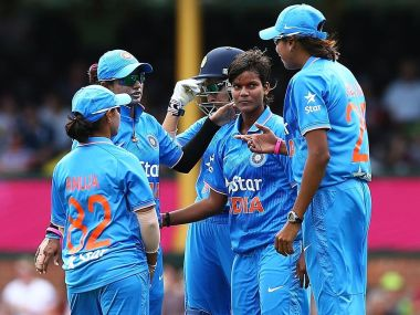 File photo of the Indian team. Image courtesy: BCCI