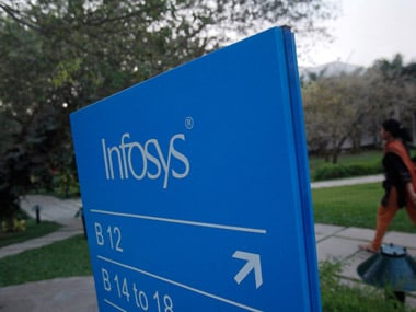 Infosys beats estimates as profit up 2.8% on qtr at Rs 3,708 cr, cuts dlr revenue guidance