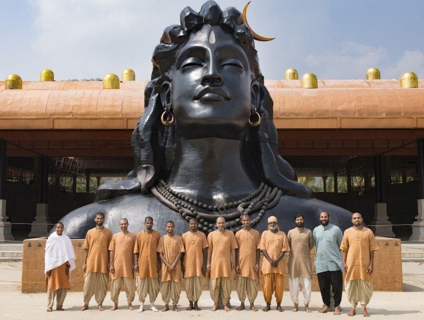 Image Credit: Isha Yoga Center