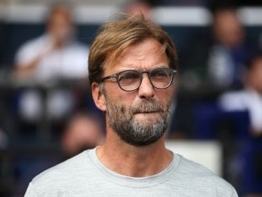 Jurgen Klopp is looking to strengthen. AFP