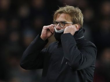 Premier League: Jurgen Klopp gives in to frustration as Liverpool drop points at Sunderland