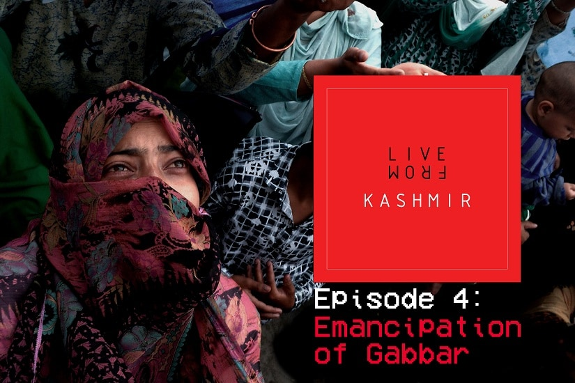 Still from episode 4 of 'Live From Kashmir' by Video Daddy