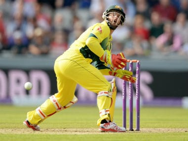 New Zealand vs Australia: Matthew Wade to lead world champions in place of injured Steve Smith