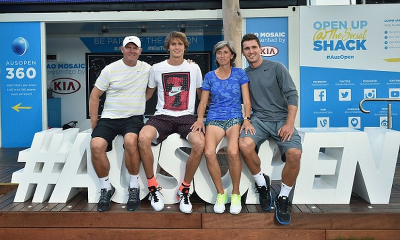 Australian Open 2017: From Zverevs to Williams, as many as 10 siblings pairs in Melbourne