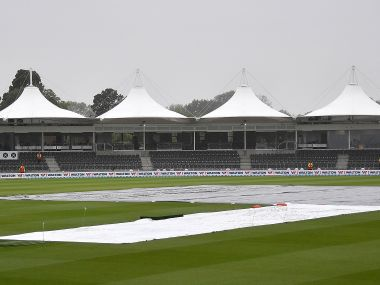Rains washed out Day three of 2nd Test between New Zealand and Bangladesh. AFP