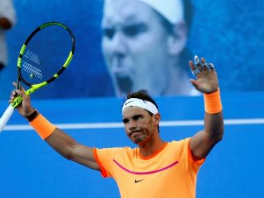 File photo of Rafael Nadal. Reuters