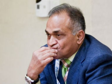Niranjan Shah is two years older than 70, the age limit for administrators set by the Lodha panel. Getty Images