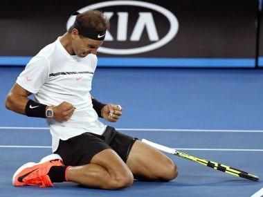 Australian Open 2017, Day 10, as it happened: Rafael Nadal beats Milos Raonic, to face Grigor Dimitrov