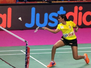 PBL 2017: PV Sindhu finally beats Saina Nehwal as Chennai Smashers trump Awadhe Warriors to reach final